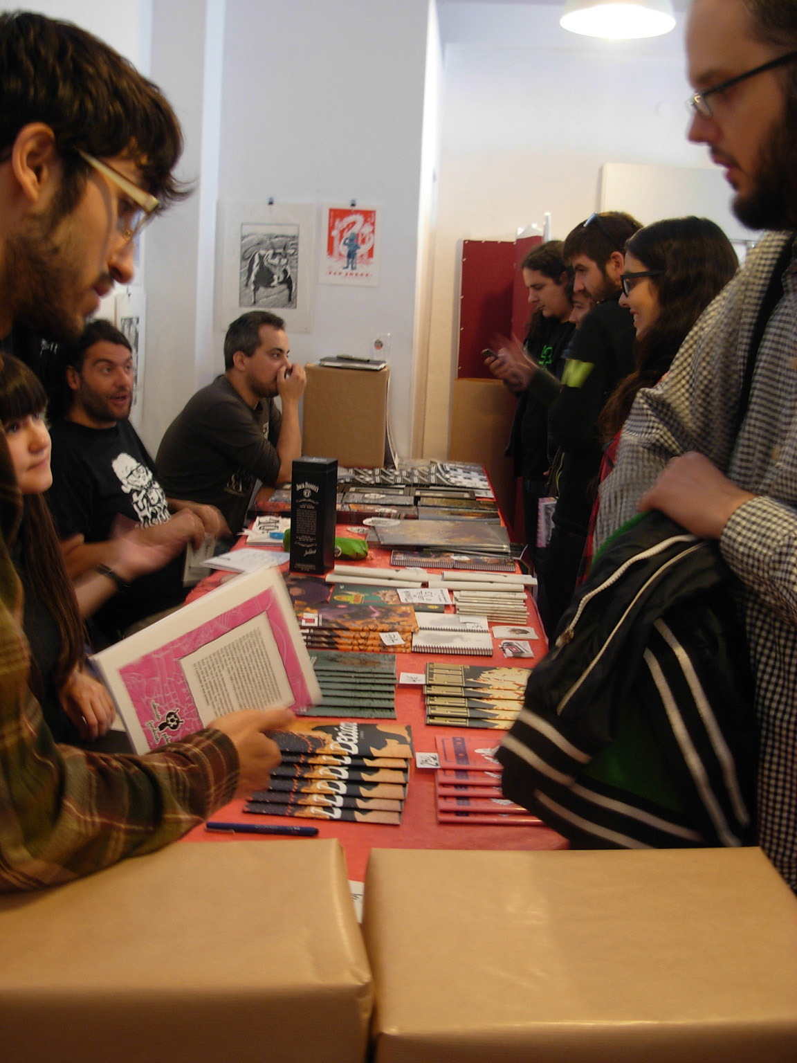 """<span class=""""entry-title-primary"""">Imaxes do AU/OU (Autoedición Ourense)</span> <span class=""""entry-subtitle"""">Sindicato del cómic, 11-10-2014</span>"""