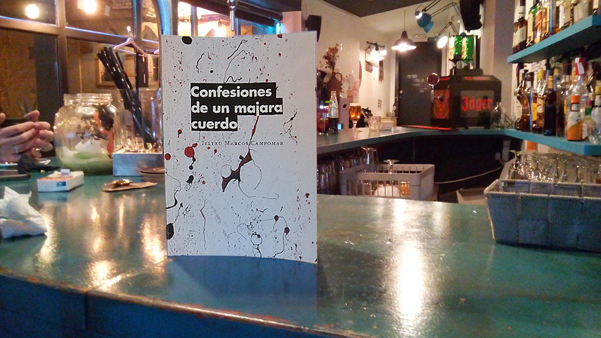 """<span class=""""entry-title-primary"""">Presentación """"Confesiones de un majara cuerdo"""" en Ourense</span> <span class=""""entry-subtitle"""">El Pueblo, Ourense. 8 de febreiro de 2018</span>"""