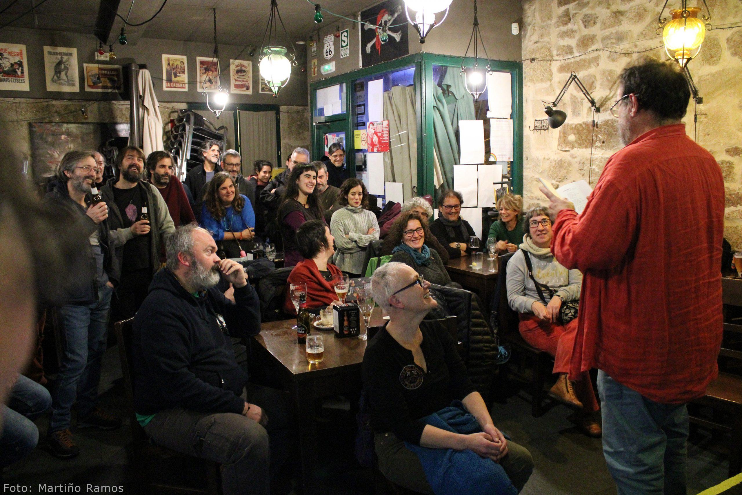 """<span class=""""entry-title-primary"""">Presentación """"Breviário de heterónimos"""" en Ourense</span> <span class=""""entry-subtitle"""">Tetería Grândola, Ourense. 21 de novembro de 2019</span>"""