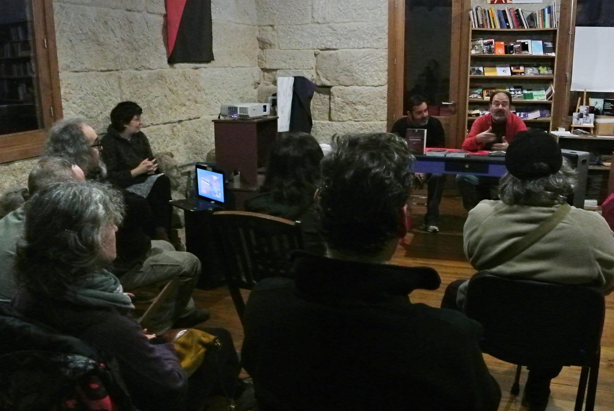 """<span class=""""entry-title-primary"""">Presentación """"Breviário de heterónimos"""" en Allariz</span> <span class=""""entry-subtitle"""">CS A Cambalhota, Allariz, Ourense. 28 de novembro de 2019</span>"""