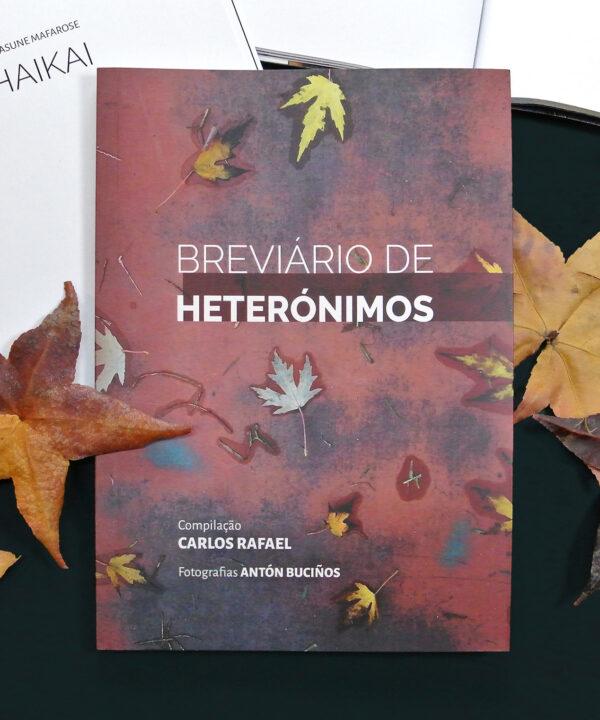 Breviário de heterónimos. <br><h3>Carlos Rafael e Antón Buciños</h3>
